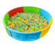 kids plastic playground equipment wholesale free size baby ball pool