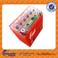 Hot sell factory 9AH 12V GEL mf motorcycle battery 12N9-BS/YB9-BS