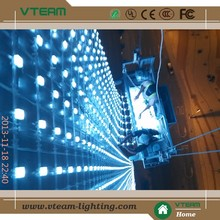 IP66 soft led mesh Video display rgb bpr p40 p55 p80 p100 p110 p160 outdoor curtain led screen full xxx led video curtain screen