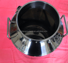 High quality stainless steel milk can for milk transportation for sale