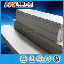 China manufacture 99% pure nickel 201 sheet ni201 ni200 nickel plate on sale