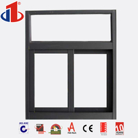 2017 Thickness Sliding Glass Receptiong Window