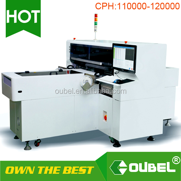LED high speed mounter Machine/ LED pcb And Assembly LED Pick and place machine