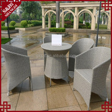 2014 best selling handmade eco-friendly table and chair for coffee shop