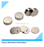 Custom round metal fridge magnet manufacturer