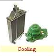 High speed water cooling spindle motor