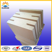 competitive price!JM 23 light weight mullite insulation refractory kiln bricks for sale