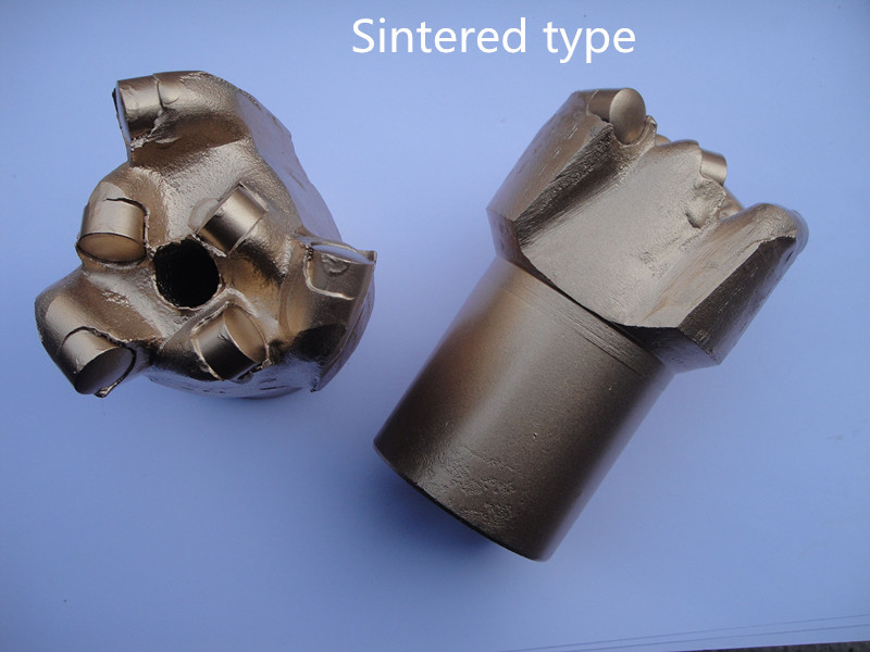 High efficiency factory selling PDC core bit for water well drilling