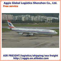 cheapest air freight from China to USA for air nailing tool air logistics