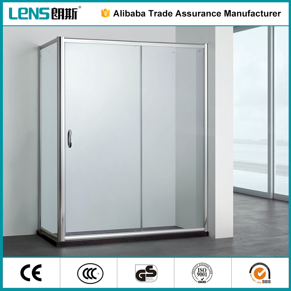 China Supplier Aluminum Frame Glass Outdoor Steam Shower Room