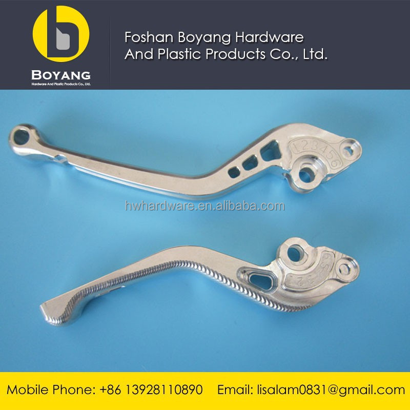 chinese cheap cnc machining service for motorcycle spare parts