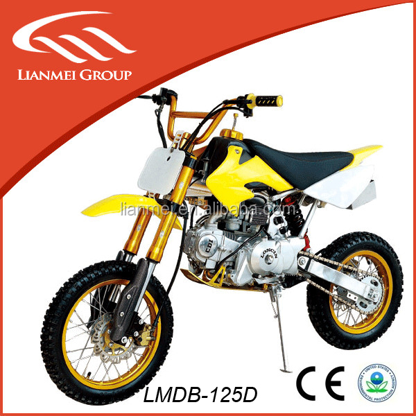 mini dirt bike/ high quality 125cc dirt bike/gas dirt bike