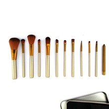 Promotion Decorative Small Makeup Cosmetic Brush Set 2017