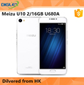 "Original Meizu U10 U680A Mobile phone 2GB / 16GB 5.0"" MTK6750 Octa Core Gray White"