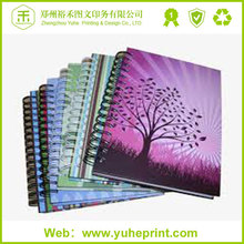 China manufacturer supply printing cheap school exercise a4 hardcover exercise book