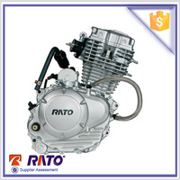 Powerful Single cylinder 4-stroke 200CC motorcycle engine for sale
