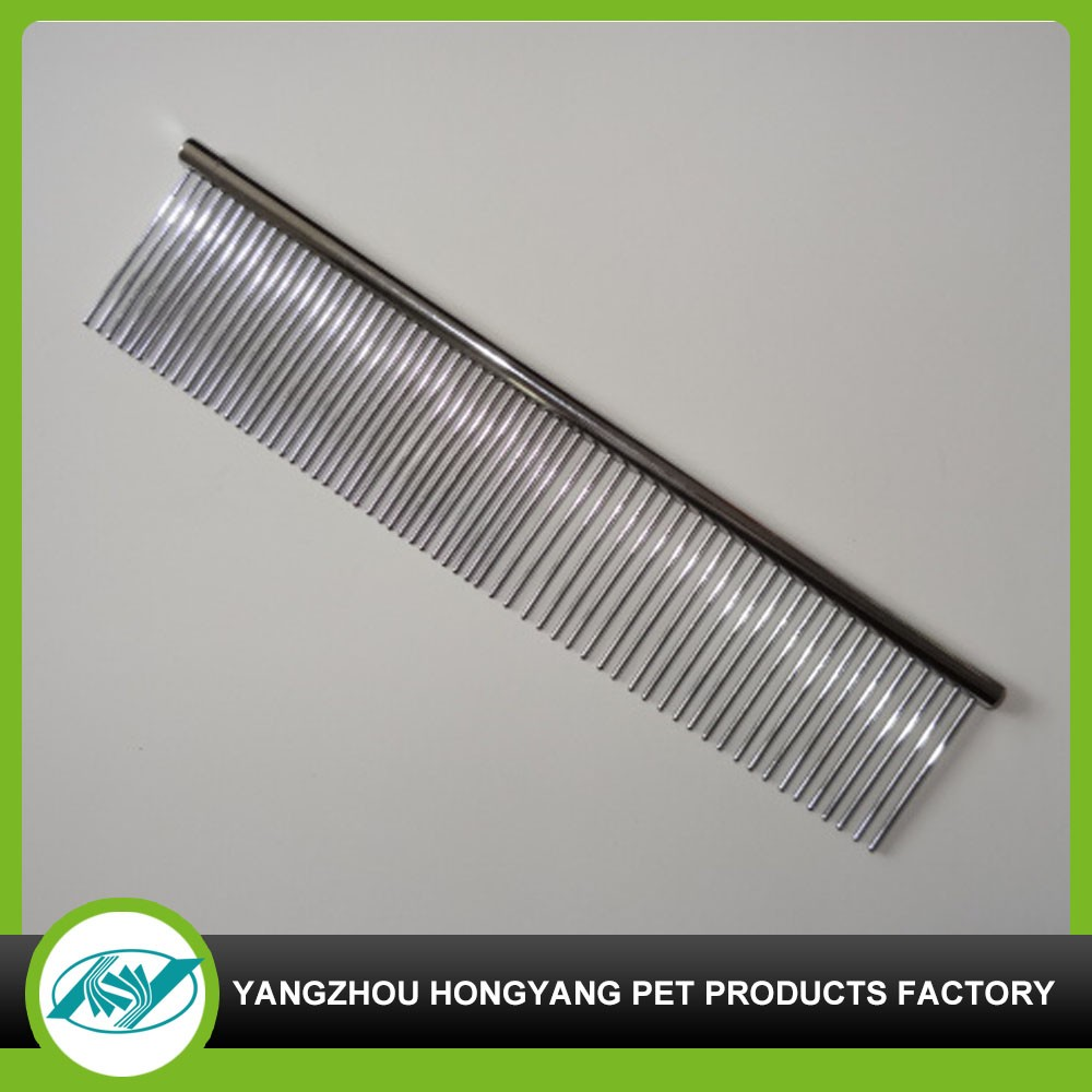 Pet Supply Metal Comb For Different Sizes