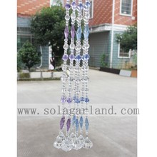 Top quality decorative hanging acrylic crystal bead curtains for doors