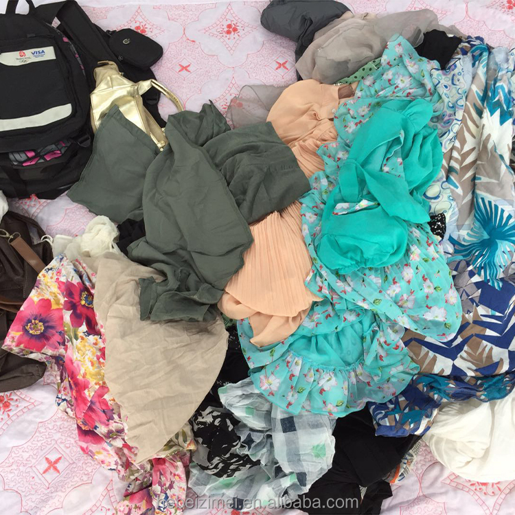 Bulk used clothing bales wholesale second hand clothes in UK
