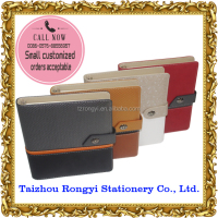 2015 special stylish leather bound executive organizer with calculator
