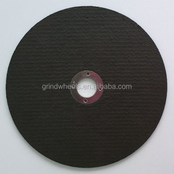"Top quality 7""inch flat cutting wheel for metal/inox"
