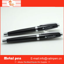2014 High-end Metal Roller Pen with Logo For Chelsea Football Club
