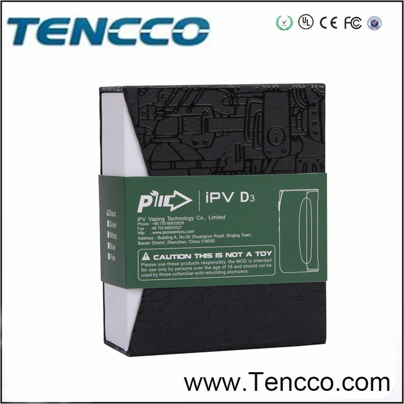 Authentic iPV D3 80w TC box mod Billow V2 Nano Billow V2