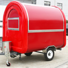 2017 Shanghai Minggu high quality mobile food trucks fruit carts for sale hamburgers carts