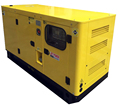 High Quality China Golden Supplier 225kva 180kw Prime Power Soundproof Diesel Generator Hotel Use