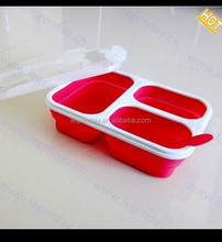 Food Grade Non-stick Silicone Food Containers