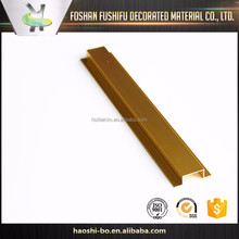 china suppliers aluminum floor tile edge strips trim
