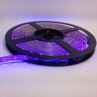 High Quality Cuttable 60led Uv 395-400nm Led Flexible Strip Light