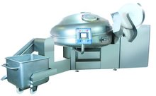 sausage machine vacuum bowl cutter ZKZB-125 factory price