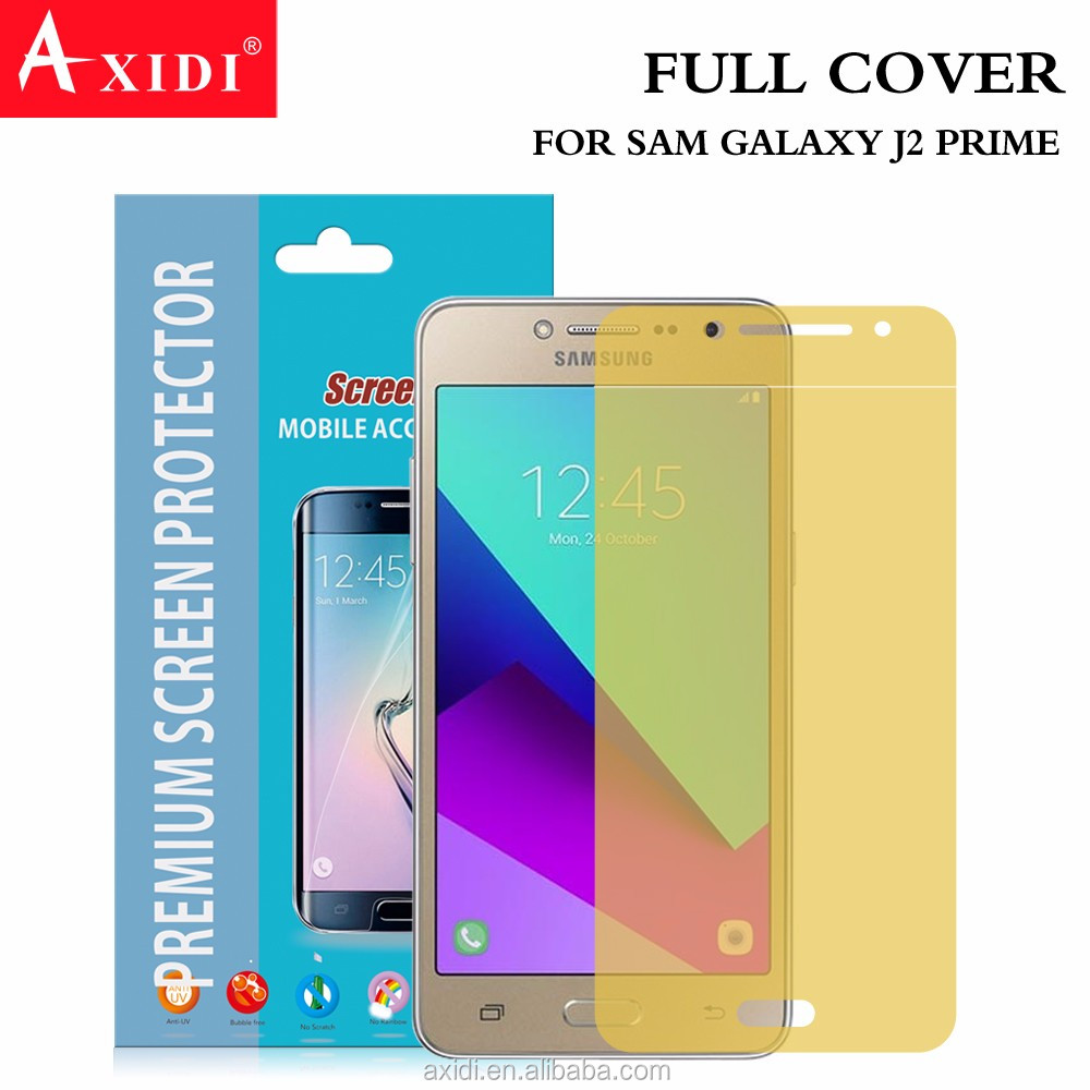 Explosion Proof Very Easy Installation TPU Screen Protector for Samsung Galaxy J2 Prime
