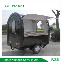 factory price. snack customized food truck for sale