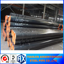 erw steel tube&japanes tube8&iso9001 standard steel pipe in Tianjin with high quality