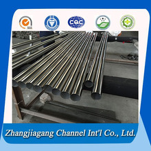 430 stainless steel pipe with high luster and high rigidity