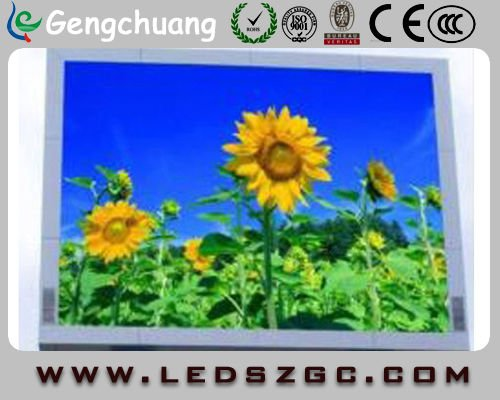 P10 RGB LED Display Screen / Module for Advertisement