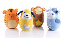 roly-poly dolls,Plush roly-poly dolls,Plush inflatable Roly-poly Doll Baby Toys