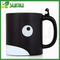 Bird shape wholesale ptomotional cheap mug cup