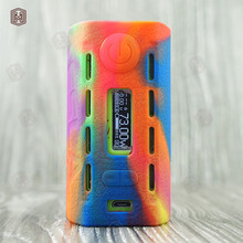 High quality Teslacigs Tesla WYE 200W silicone cover case skin sleeve wrap newest kit Tesla WYE 200W in stock
