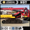 Pile drilling machine SR150C SANY water well rotary drilling rig for sale