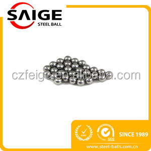 AISI52100 G10-G1000 3.175mm Chrome steel ball for bearing