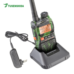 Dual band walkie talkie Baofeng-UV3R+ cell phone two way radio