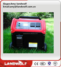 widely used 4 stroke Portable inverter generator digital Generator, mini portable gasoline generator, small inverter gasoline