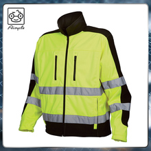 Man safety workwear outer security jacket work uniform for man