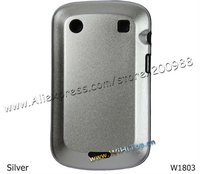 Aluminum Silicone Hard Case Back Cover for Blackberry Bold 9900 9930