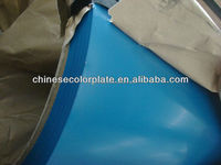 Cold rolled red color galvanized steel for roofing