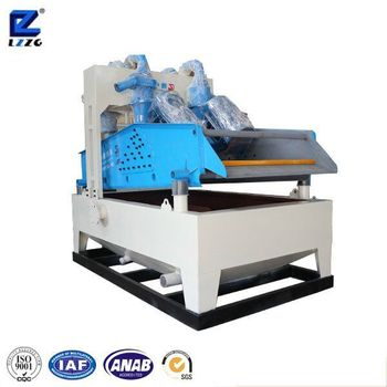 sand removal machine made in China