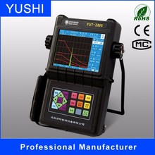 Digital ultrasonic flaw detector ultrasonic vehicle detector welding testing